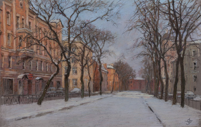 February--Klinsky-prospect-St-Petersburg--2012